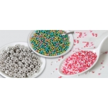 Suhkrupärlid, suhkrudekoorid, nonparellid