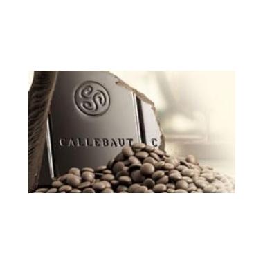 Callebaut tume kuvertüür, 54,5%,  2,5kg