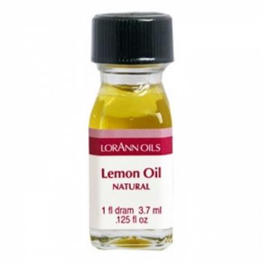 Ekstra tugev essents - Naturaalne sidrun (natural lemon)- Lorann Oils 3.7ml