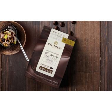 Kuvertüür, ekstratume - 70,5%, 200g, Callebaut,
