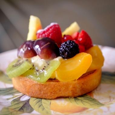 Claro - puuviljamaitseline želee/tarretise pulber, 200g