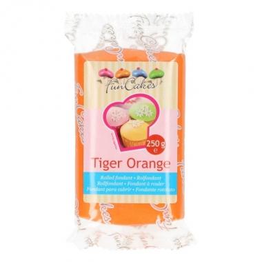 Oranž suhkrumass (tiger orange), FunCakes, 250g