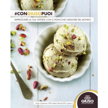 Pistaatsiapasta 100% (pasta pistacchio gold) 100g, GIUSO