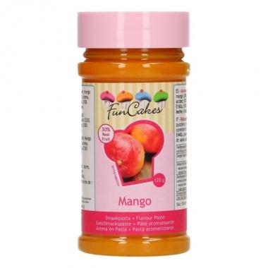 Mango maitsepasta 120g, Fun Cakes