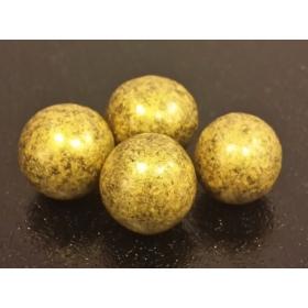 Pärlid (kuldne pärlmutter) šokolaadist 200g