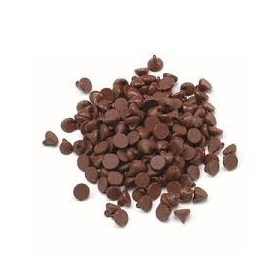 Šokolaadipisarad (sobivad ka küpsetamiseks), kakaosisaldus 43%, 400g, Pepita
