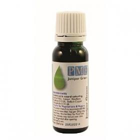 100% looduslik roheline toiduvärv (juniper green) 25g - PME