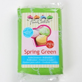 Roheline suhkrumass (spring green) 250g - FunCakes