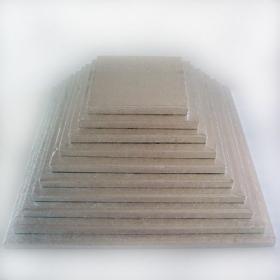Kandiline tordialus, hõbedane, 38x1,3cm