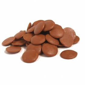 Piimašokolaadi kuvertüür, 33.6%,  200g, Callebaut