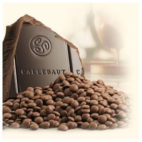 Callebaut piimašokolaadi kuvertüür, 33.6%,  2,5kg