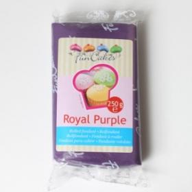 Tumelilla suhkrumass (royal purple), 250g, FunCakes