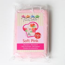 Heleroosa martsipan (soft pink) 250g - FunCakes