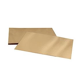Kuldne suur õhuke alus, teine pool paber,  40x60cm - järele tulemisega