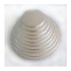 Ümmargune tordialus, 25cmx13mm (funcakes)