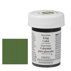 Wilton toiduvärv (moss green), samblaroheline, 28g
