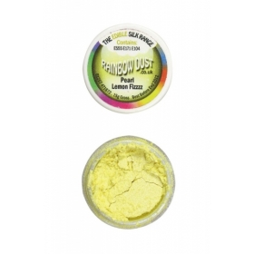Pulbervärv, pärlmutter sidrunikollane (pearl lemon fizz), 15g, Rainbow Dust
