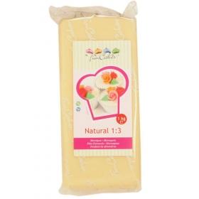 Naturaalvalge martsipan 1:3 (natural 1:3), 1kg, Funcakes