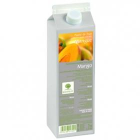 Naturaalne mangopüree, 1kg Ravifruit