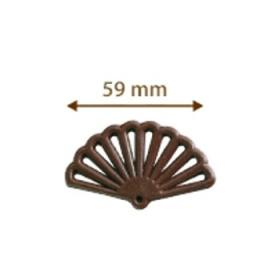 Šokolaadikaunistus Oriental, art.33192, 25tk