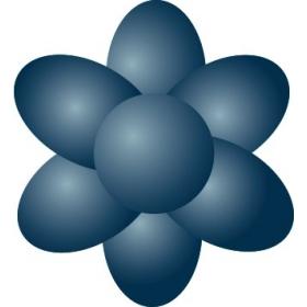Ekstra sinine pastavärv (extra blue), 42g, Sugarflair