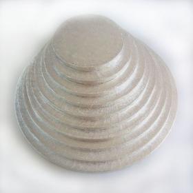 Tugev ümmargune tordialus, 27,5cmx13mm, FunCakes