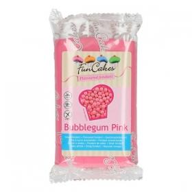 Nätsumaitseline roosa suhkrumass 250g, FunCakes