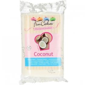 Kookosemaitseline suhkrumass 250g, FunCakes