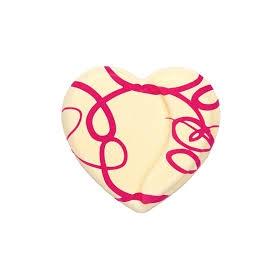 """Šokolaadikaunistus """"Heart serpentine"""" 50g"""