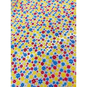 """Šokolaadi mustrikile """"Värvilised lilled"""" 30x40cm"""
