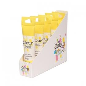 Sidrunikollane geelvärv (lemon) 25g, Colour Splash
