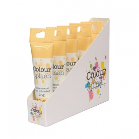 Karamellivärvi geelvärv (soft caramel) 25g, Colour Splash