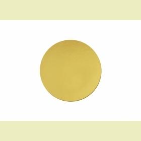 Kuldne õhuke tordialus 8cm, 10tk./pk.