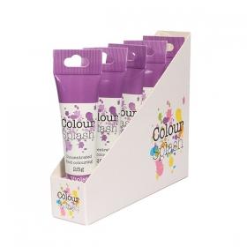 Lilla geelvärv (violet) 25g, Colour Splash
