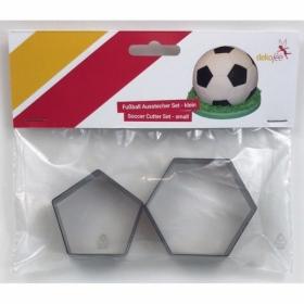 Jalgpallilõikurite komplekt (väiksem), Dekofee