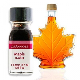 Ekstra tugev essents - vahtrasiirup (maple)- Lorann Oils 3.7ml
