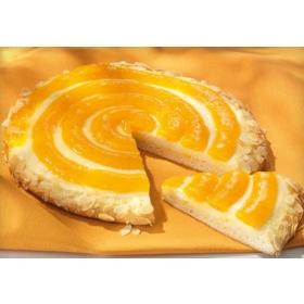 Apelsini dessertpasta, 200g, Braun