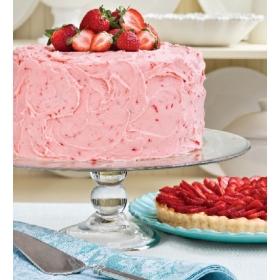 Maasikas, dessertpasta, 200g