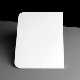 Kaabits, plastikust, 133x92mm
