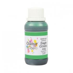Roheline värvipritsi värv, salvei (sage), Colour Splash, 45g