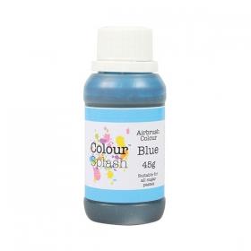 Sinine värvipritsi värv, 45g, Colour Splash