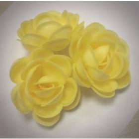 Suur kollane roos, vahvlilill, 5tk