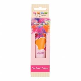 Oranž geelvärv 30g, FunCakes