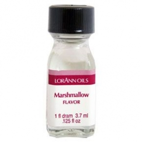Ekstra tugev essents-vahukomm (marshmallow)-Lorann Oils 3,7ml