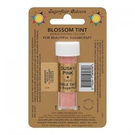 Vanaroosa pulbervärv (Dusky pink) 7ml, Sugarflair