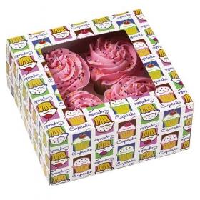 """Muffinite karp """"Muffinite paradiis"""" (cupcake heaven) 3tk, Wilton"""
