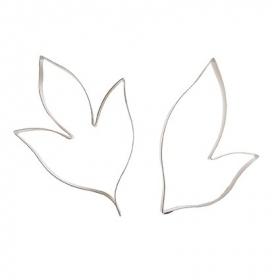Pojengi lehe lõikurid, metallist, kmpl, 60-70mm