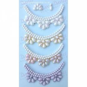 Juveelid ja pärlid, silikoonvorm, Karen Davies