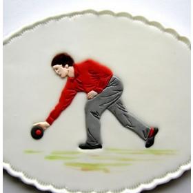Bowlingumängija, Patchwork