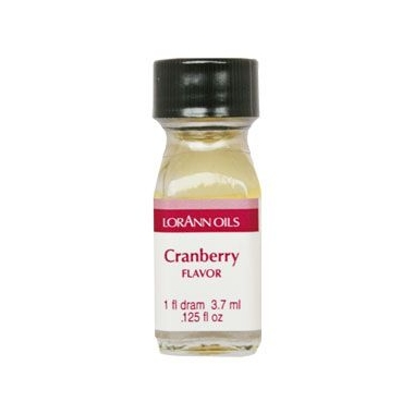Ekstra tugev essents-jõhvikas (cranberry)-Lorann Oils 3,7ml